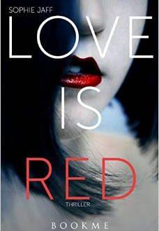 #79 Love is red. L'amore è rosso di Sophie Jaff