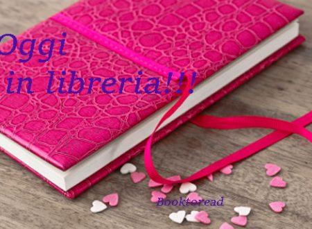 Oggi in libreria!!!