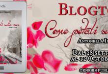 Blog Tour: Come petali sulla neve di Antonella Iuliano