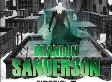 "#127 ""Firefight"" di Brandon Sanderson"