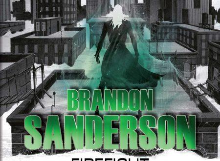 """#127 """"Firefight"""" di Brandon Sanderson"""