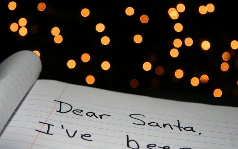 Caro Babbo Natale……
