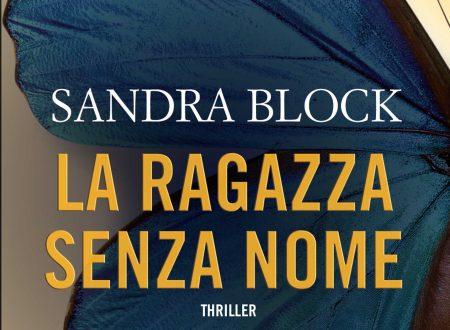 """""""La ragazza senza nome"""" di Sandra Block"""