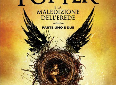 Salani comunica il titolo e la data di uscita dell'ottava storia di Harry Potter!