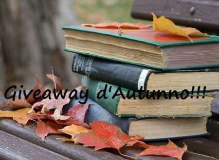 Giveaway d'Autunno!!!