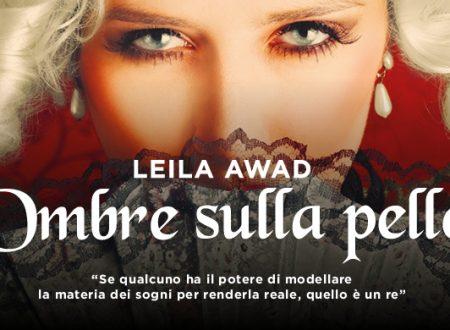 Blogtour: Ombre sulla pelle di Leila Awad, Personaggi + Fancast!