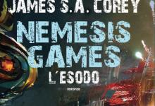 """Novità Fanucci editore: """"Nemesis Games. L'esodo"""" di James S. A. Corey"""