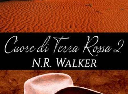 """""""Cuore di terra rossa 2"""" di N.R. Walker"""