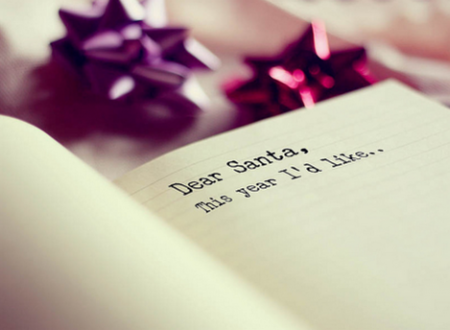 Caro Babbo Natale…. #2!