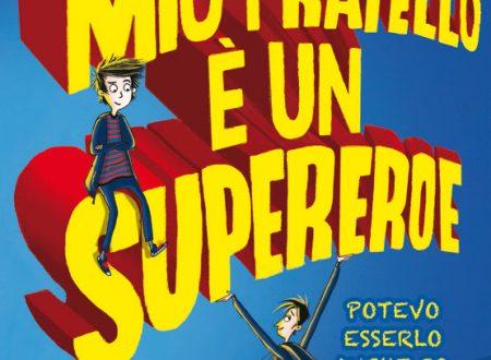 David Solomons, autore di 'Mio fratello è un supereroe' in Italia
