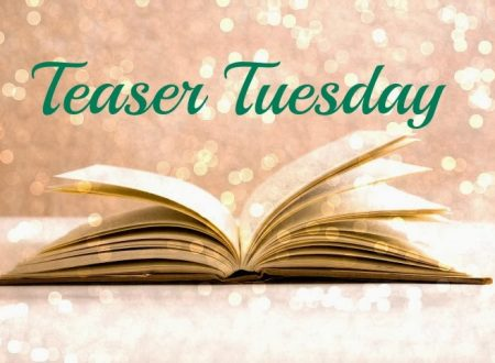 Teaser Tuesday #8!