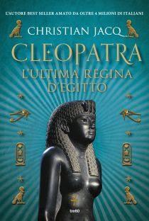 [ANTEPRIMA] CLEOPATRA, l'ultima regina d'Egitto di Christian Jacq !