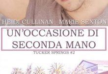 """[ANTEPRIMA]  """"Un'occasione di seconda mano"""" di Heidi Cullinan e Marie Sexton"""