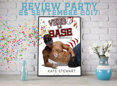[REVIEW PARTY] Verso la base di Kate Stewart!