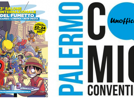 Palermo Comic Convention 2017!