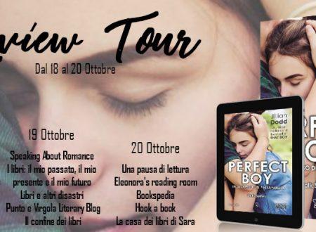 [REVIEW TOUR] Perfect Boy di Jillian Dodd!