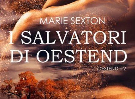 """[ANTEPRIMA] """"I salvatori di Oestend"""" di Marie Sexton!"""