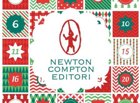 Calendario dell'avvento di libri Newton su Instagram!