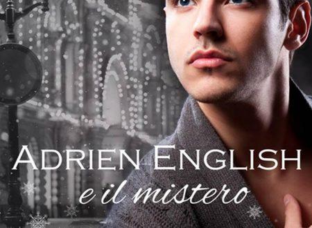 """[ANTEPRIMA] """"Adrien English e il mistero di Natale"""" di Josh Lanyon"""""""