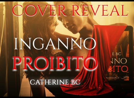 [COVER REVEAL] Inganno Proibito di Catherine BC!