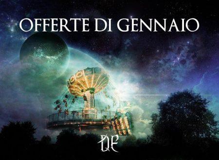 Offerte di gennaio per Dunwich Edizioni!!