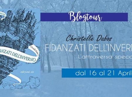 """[BLOG TOUR] Fidanzati dell'Inverno di Christelle Dabos: """"Tutti coloro che mi circondano"""""""