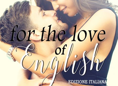 [ANTEPRIMA] For the love of English di A.M. Hargrove!