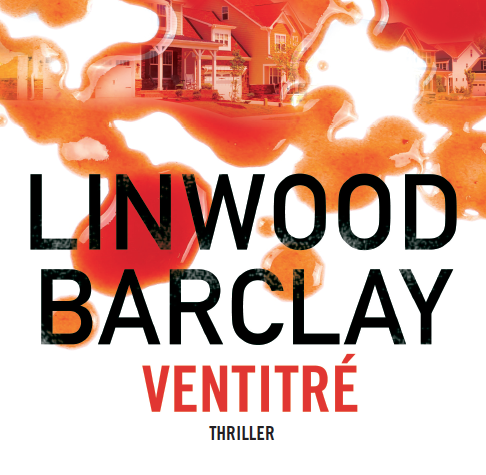 Novità TimeCrime: Linwood Barclay e Dean Koontz in libreria!