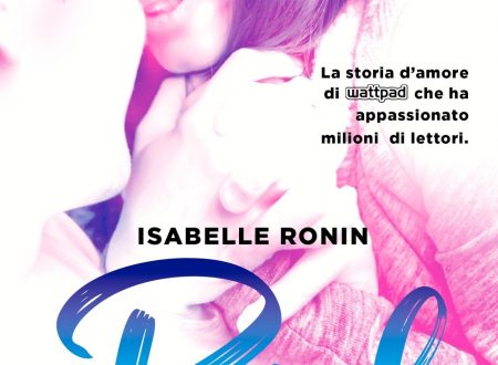 [ANTEPRIMA] Red di Isabelle Ronin!