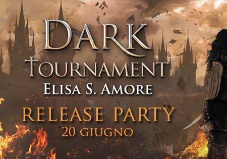 """[SEGNALAZIONE CON ESTRATTO] """"Dark Tournament. Vinci o Muori"""" di Elisa S. Amore!"""