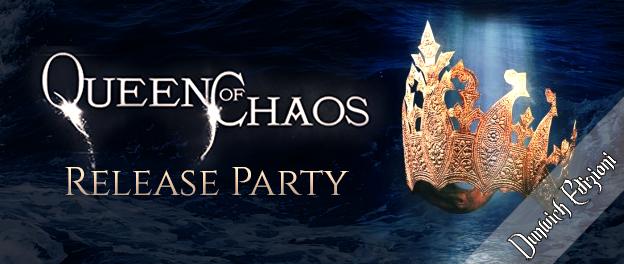 """Queen of Chaos"" di Kat Ross!"
