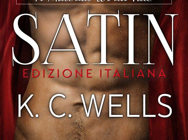 """SATIN'"" – di K.C. WELLS!"