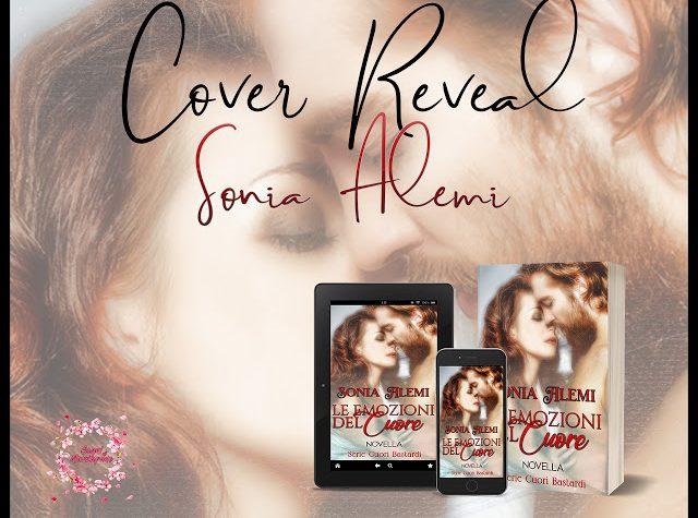 [COVER REVEAL] Le emozioni del cuore di Sonia Alemi!