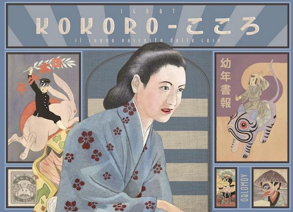 "In arrivo IGORT, ""Kokoro"", nuovo libro!"