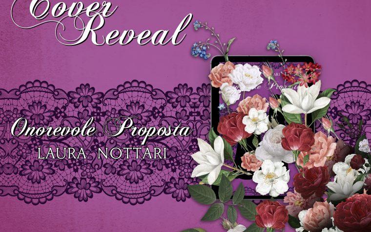 """[COVER REVEAL] """"Onorevole Proposta"""" di Laura Nottari!"""