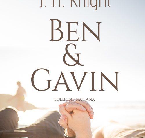 """[ANTEPRIMA] """"Ben & Gavin"""" di J. H. Knight!"""