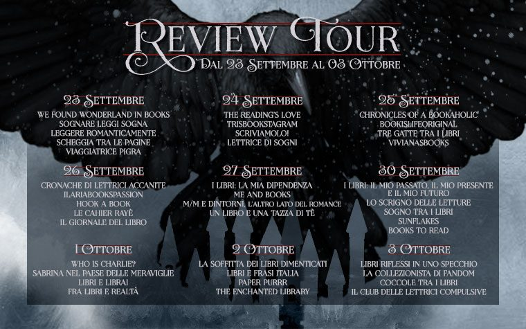 [REVIEW TOUR] Sei di Corvi di Leigh Bardugo!