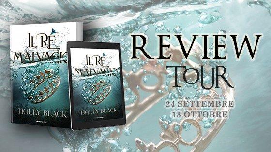 [REVIEW TOUR] Il Re Malvagio di Holly Black!