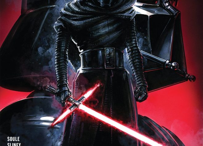 The Rise Of Kylo Ren #1!