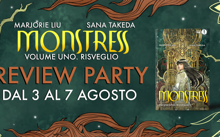 [REVIEW PARTY] Monstress. Volume 1. Risveglio!