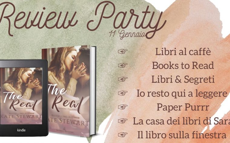 [REVIEW PARTY] The Real di Kate Stewart!
