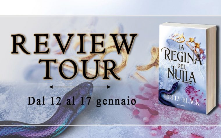 [REVIEW TOUR] La Regina del Nulla di Holly Black!