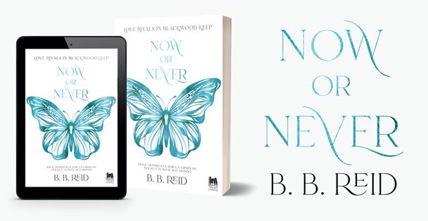[ANTEPRIMA] Now or Never di B.B. Reid !